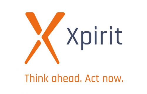 Xpirit corporate identity en website